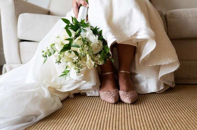How To Get                      Wedding Day Ready